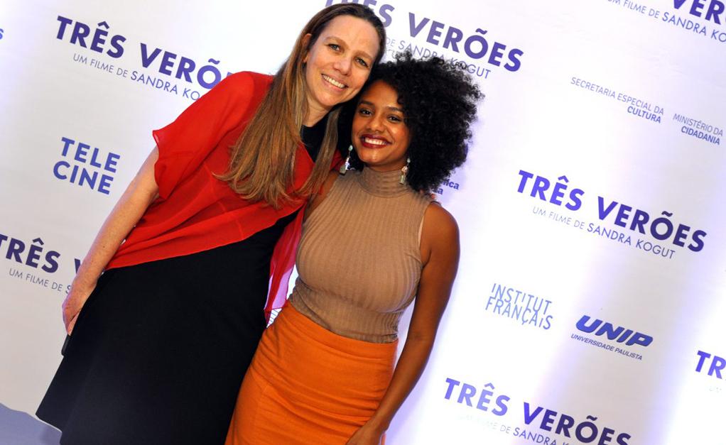 Estreou no Rio de Janeiro o filme 'Três Verões', de Sandra Kogut, no Espaço Itaú de Cinema