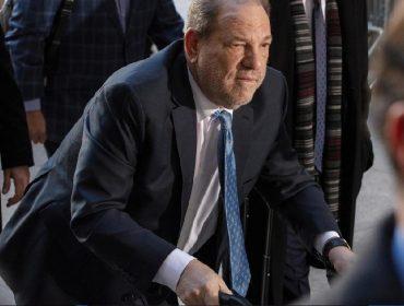 O primeiro aniversário de Harvey Weinstein na prisão foi dos mais dramáticos. Aos detalhes!