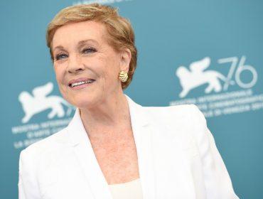 Julie Andrews é a mais nova vítima do coronavírus. Calma, Glamurama explica!