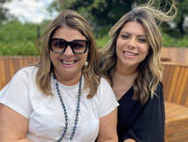 Camila Nunes Carneiro arma almoço com mulheres poderosas na  Flagship da Florense Gabriel