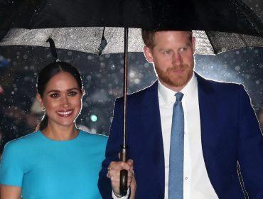 Meghan Markle e Harry deixam de ser parte da monarquia britânica oficialmente nessa terça