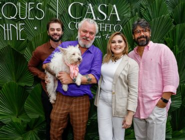 Mauro Freire arma festa para comemorar novo espaço conceito no Jardim Europa