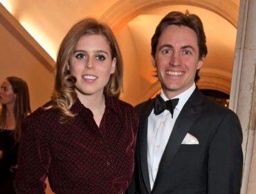 Festa de casamento da princesa Beatrice, neta de Elizabeth II, é cancelada por causa da pandemia de Covid-19