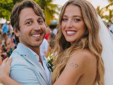 Casos confirmados de coronavírus assustam convidados do casamento da irmã de Gabriela Pugliesi, que rolou em Itacaré