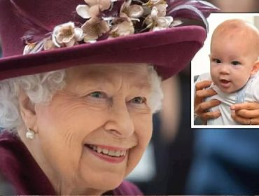 Com saudades do bisneto, rainha convida Meghan e Harry para visita e avisa os dois que quer ver Archie