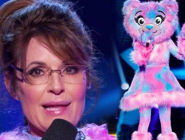 Candidata à vice-presidência dos EUA em 2008, Sarah Palin reaparece na TV vestida de ursa