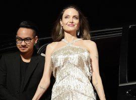 Angelina Jolie respira aliviada em meio à pandemia do coronavírus. Saiba por quê