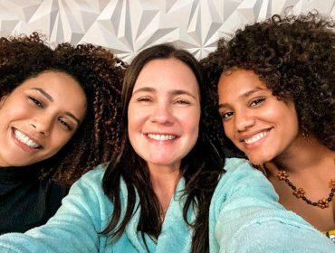 """Taís Araújo vem a público se posicionar sobre cancelamento das gravações de 'Amor de Mãe': """"É hora de ficar em casa, em segurança"""""""