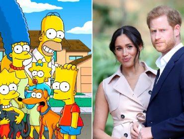 """Produtor de """"Os Simpsons"""" quer a participação de Meghan Markle e Harry em episódio especial da série. Aos detalhes!"""