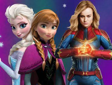 Quase lá: 48% dos filmes de classificação livre lançados nos EUA em 2019 tiveram protagonistas mulheres
