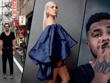 Na J.P deste mês: Alberto Renault, Duda Beat, Baco Exu do Blues e mais… Quem são, onde vivem e o que fazem os estilosos