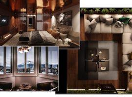 """""""Serviço Covid-19"""": hotel de luxo na Suíça lança pacote de quarentena com testes incluídos"""