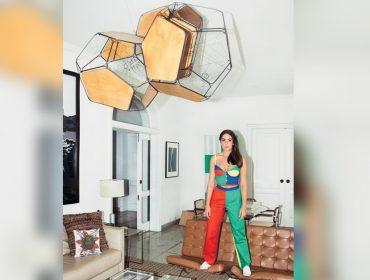 Camila Yunes Guarita, que respira arte desde menina, revela para a J.P o que faz sua cabeça