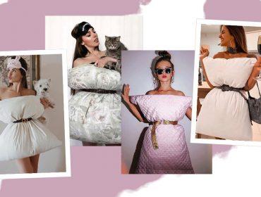 'Homestyle' é a nova moda entre as influencers em quarentena… Confira aqui essa divertida tendência!