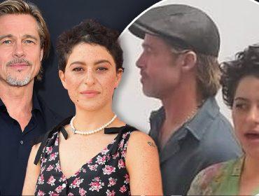 Brad Pitt acha que atriz de 30 anos apontada como seu 'affair' é uma das mulheres mais bonitas do mundo. E só!