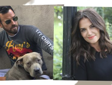 Casalzão novo no pedaço: Katie Holmes e ex de Jennifer Aniston passam quarentena juntinhos… Aos fatos!
