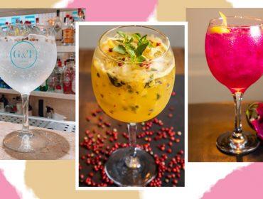 Vamos brindar por dias melhores? G&T Bar ensina 4 receitas de drinks para fazer em casa