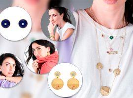 A designer de joias Karina Mouadeb usa e abusa de autoria em nova coleção Colors Math