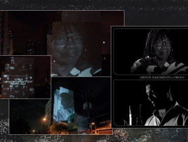 Milton Nascimento e Criolo lançam versão de 'Não Existe Amor Em SP' com clipe projetado em prédios da cidade