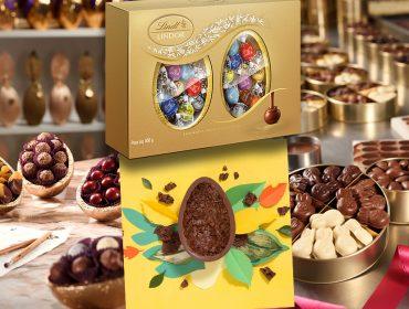 Lojas do Shopping Pátio Higienópolis têm chocolates mil com entrega em domicílio