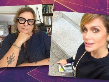 É hoje, às 15h! Joyce Pascowitch conversa com Flávia Alessandra, estrela da J.P deste mês