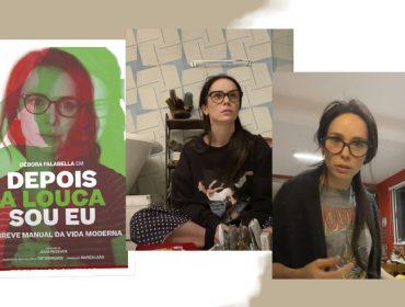 """Débora Falabella a todo vapor com web série, """"Aruanas"""" na Globo e mais: """"Precisamos entender como realizar nossos projetos em casa"""""""