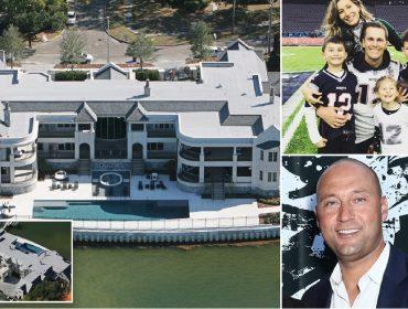 Gisele e Tom Brady alugam mansão na Flórida por R$ 395 mil mensais. Assista o vídeo do novo lar deles!