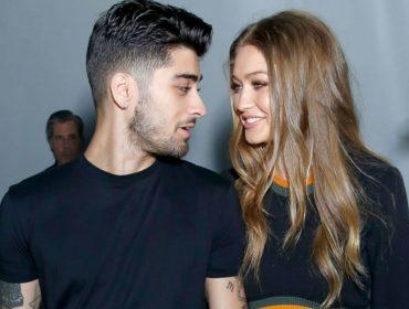 Gigi Hadid revela gravidez em plena quarentena, fruto de seu namoro com o cantor Zayn Malik