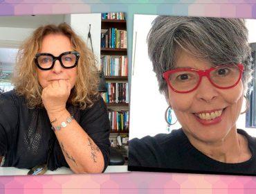 """Joyce Pascowitch conversa com Barbara Abramo sobre as previsões da astrologia para tempos de pandemia: """"A solidariedade é o caminho"""""""