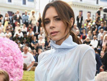 Victoria Beckham faz 46 anos e mostra que, além de estilista e ex-Spice Girl, seu melhor papel é ser mãezona mesmo
