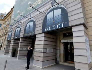 Vendas do dono da Gucci caíram mais de 15% no primeiro trimestre por causa do novo coronavírus