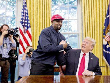 Kanye West revela o verdadeiro motivo que o levou a votar em Donald Trump