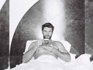 Liam Hemsworth revela que poder deixar de ser vegetariano por problemas de saúde. Oi?