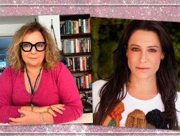 É hoje, às 15h! Joyce Pascowitch recebe Gabriela Manssur em live para falar sobre violência doméstica