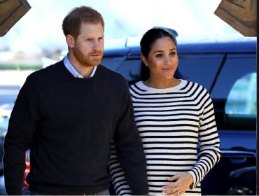 Meghan Markle e Harry enviam 'carta de despedida' para editores de tabloide do Reino Unido