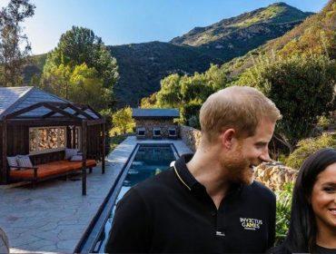 Fake News! Meghan Markle e Harry não vão comprar mansão de Mel Gibson em Malibu