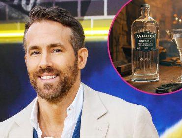 Dono de marca de gin, o ator Ryan Reynolds vai doar 30% das receitas online da empresa para sindicato dos garçons dos EUA