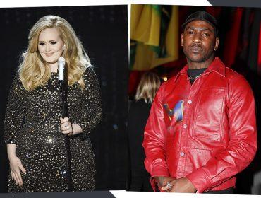 O rapper Skepta, namorado de Adele, revela que terminou o relacionamento com uma música…