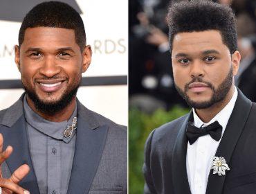 Em entrevista polêmica, The Weeknd sugere que Usher copiou seu trabalho e é detonado pelos fãs do cantor nas redes