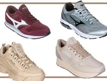 Do futebol à corrida, World Tennis traz as tendências dos calçados esportivos em loja online. Vem saber!