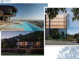 Projetos do escritório mais hypado dos EUA estão redefinindo o conceito de sofisticação na arquitetura. Espia só!