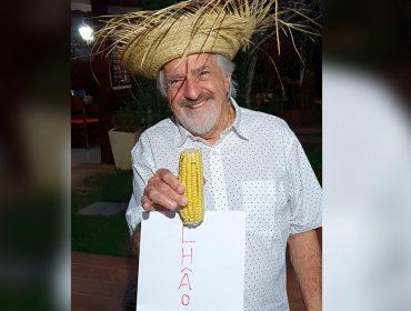 Ary Fontoura é o melhor 'influencer' desta quarentena e Glamurama pode provar com seu primeiro milhão. Oi?