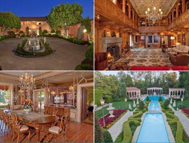 Lendário château do magnata William Randolph é colocado à venda por quase R$ 700 milhões