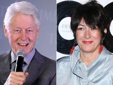 Suposto affair entre Bill Clinton e Ghislaine Maxwell deve ser detalhado em novo livro sobre Jeffrey Epstein. Vem saber!