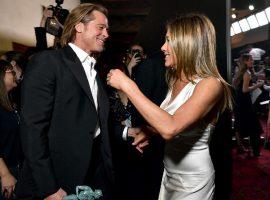 Apesar de reaproximação, Jen Aniston e Brad Pitt provavelmente nunca mais formarão um 'casal normal'. Entenda!