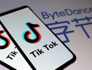 Apenas nessa semana o valor de mercado da dona do TikTok aumentou US$ 35 bilhões