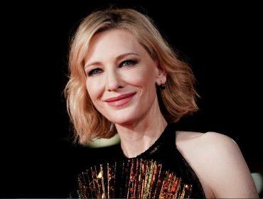 A crise passou longe de Cate Blanchett, que só nessa semana conseguiu dois novos trabalhos