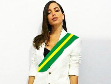 Anitta para presidente do Brasil? Brincadeira entre amigos pode revelar 'desejo secreto' da poderosa funkeira… Entenda!