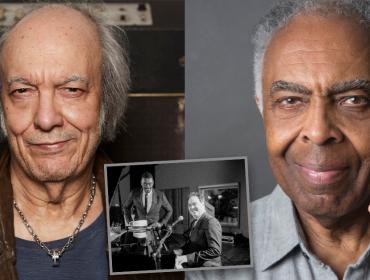 Fim de semana com encontros musicais da melhor qualidade: Gilberto Gil e Erasmo Carlos, além de Seu Jorge e Daniel Jobim