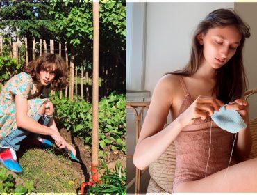 Em tempos de quarentena, nova campanha da Gucci é fotografada pelos próprios modelos em suas casas. O resultado?